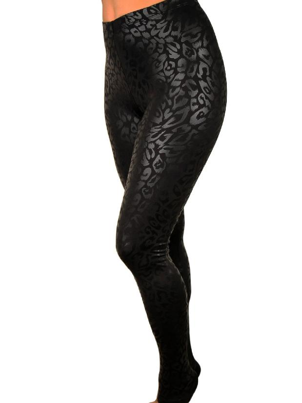 Cleo The Hurricane Fierce Cheetah High Waisted Leggings