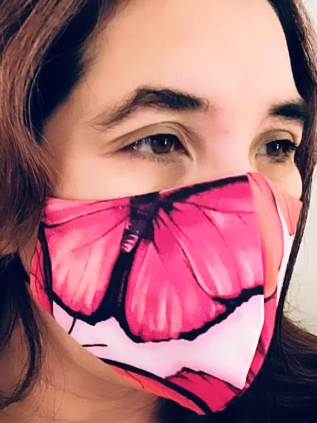 We Are Breathe Masks - Butterfly Effect