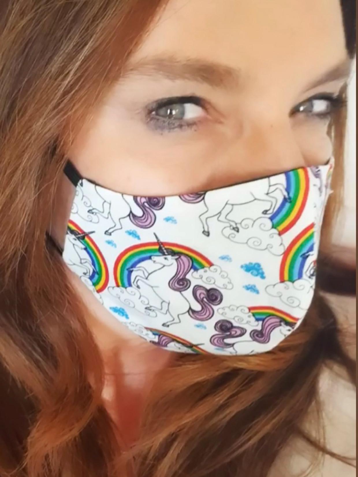 We Are Breathe Masks - Unicorn Love