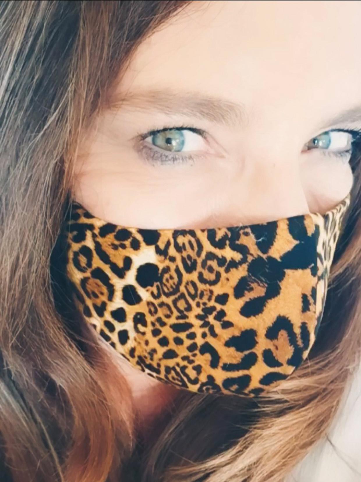 We Are Breathe Masks - Leopard Passion