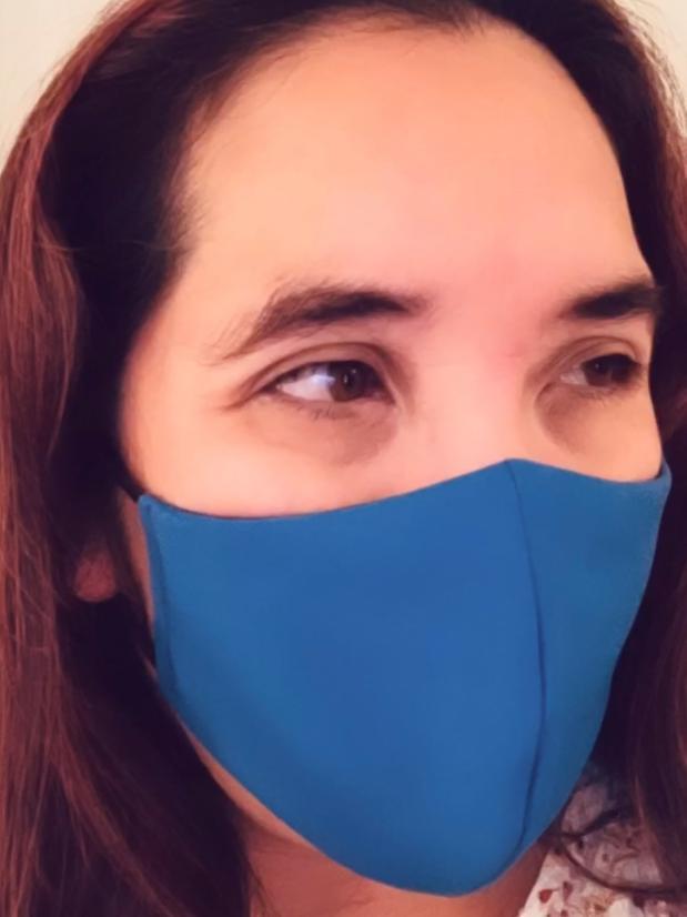 We Are Breathe Masks - Blue Love