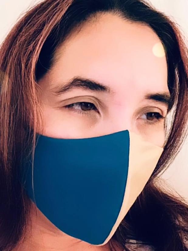 We Are Breathe Masks - Two Tone