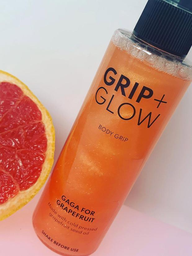 Grip and Glow - Body Grip - Gaga For Grapefruit